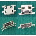 Conector Micro USB Jack Lenovo, SPC GLOW 10