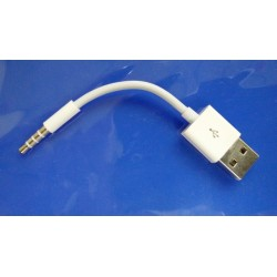 Cable Adaptador Jack 3.5mm a USB Macho