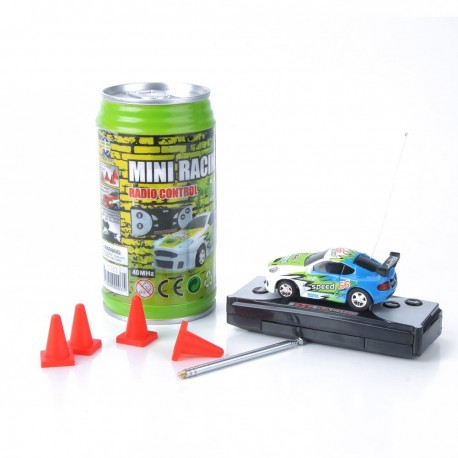 Mini Racing Radio Control en Lata