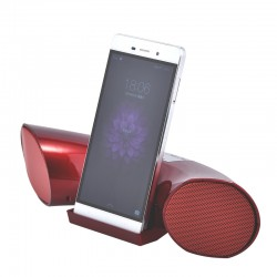 Altavoz Bluetooth con Radio, Reproductor de MP3 USB / MicroSD