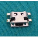 Conector Micro USB Lenovo/Huawei/Alcatel/Wiko