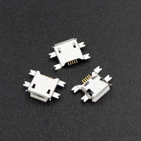 Conector Micro USB para Tablet, Smartphone, MP3 ...