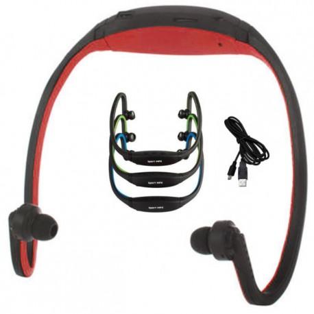 Auricular Sport / Reproductor MP3 y Radio FM