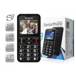 Teléfono Móvil Biwond S9 SeniorPhone Premiun
