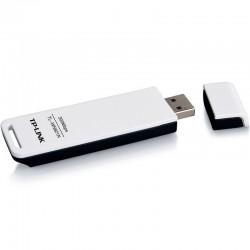 Adaptador WIFI USB TP-LINK TL-WN821N,  802.11n, 300 Mbit/s, Atheros