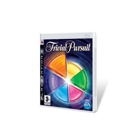 Juego TRIVIAL Pursuit PS3