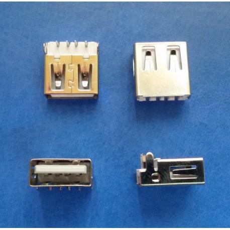 Conector USB para soldar en placa HP, Acer, Toshiba, etc.