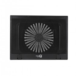 Base Refrigeradora Portátil QooPro con Ventilador de 20cm