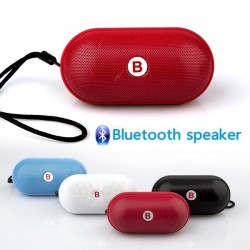 Altavoz Bluetooth Manos Libres, Reproductor Mp3  con Radio FM