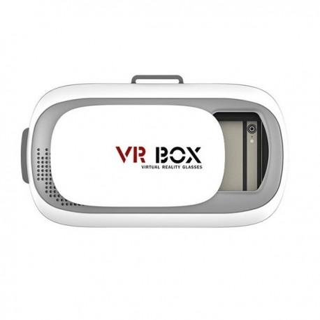 Gafas Realidad Virtual VR BOX 2.0 Blancas