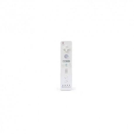 Mando Wii Remote con Motion Plus Blanco MTK