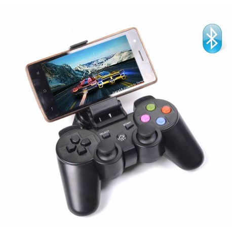 Mando Inalámbrico para Android y Apple iOS (Android Gamepad)