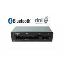 Lector tarjetas Dnie + Bluetooth TALIUS interno