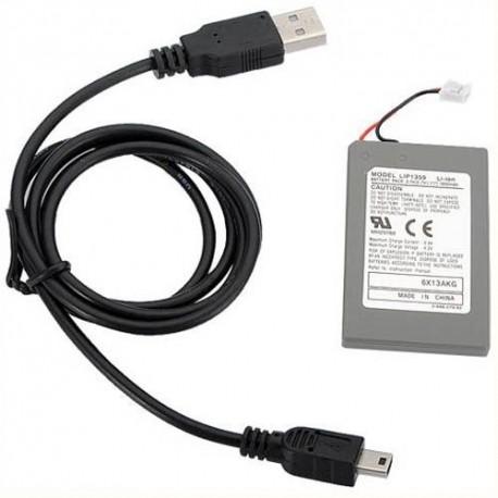 Batería Recargable para mando PS3. Batería mando PlayStation 3