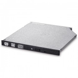 Grabadora DVD Slim interna SATA. UltraSlim 9,5mm