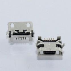 Conector Micro USB Jack Lenovo A370 A788T S930 S910 A3000H A5000 A656 A7600