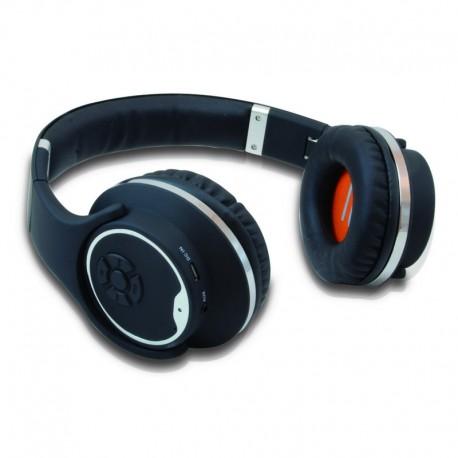 Auricular / Altavoz Conceptronic Inalámbrico Bluetooth Negro