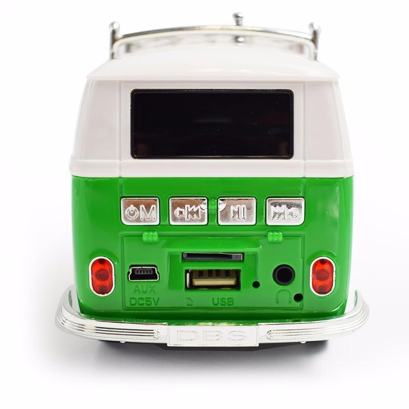 Altavoz Bluetooth Furgoneta Volkswagen Con Radio Y