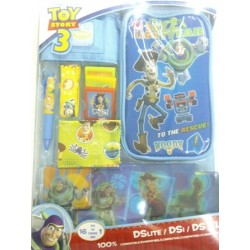 Funda Pack DISNEY 16 en 1 DSLite / DSi / DSXL INDECA