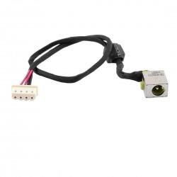 Conector DC JACK con cable para Acer Aspire Timeline 5820 5820T