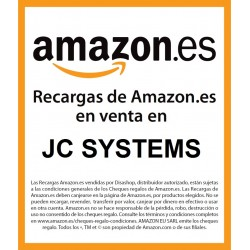 Recargas PIN Amazon.es