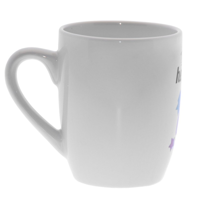 Original taza de cer mica con frase tengo un hermano que for Que es ceramica