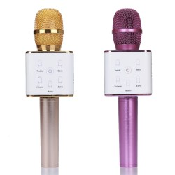 Karaoke Micrófono Inalámbrico Bluetooth