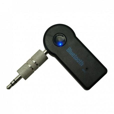 Receptor de Audio Bluetooth Manos Libres, para Coche o Altavoces Estéreo