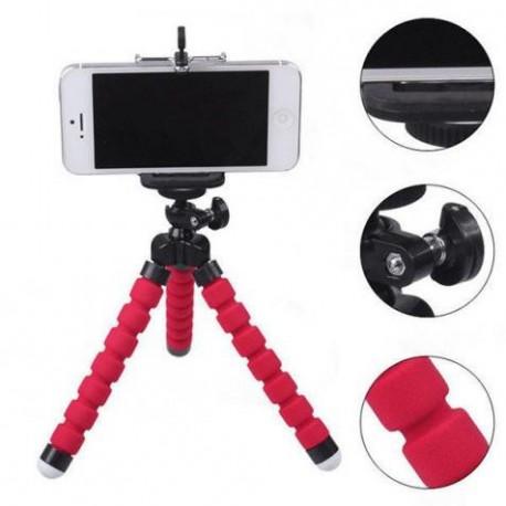 Trípode Flexible para SmartPhone, Cámara, SportCam