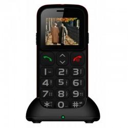 Teléfono Móvil para Personas Mayores con botón SOS