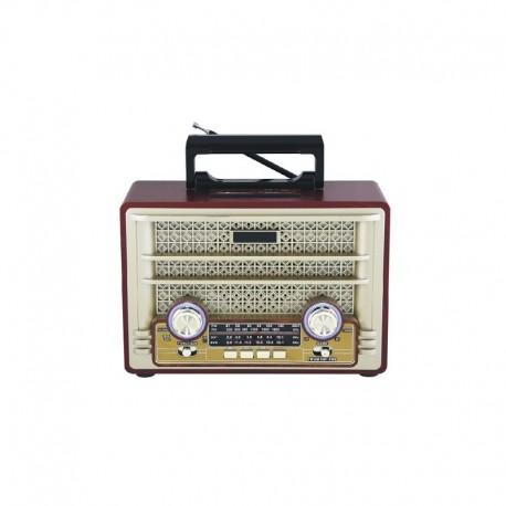 Radio Bluetooth con Diseño Retro / Vintage