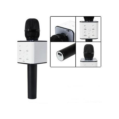 Karaoke Micrófono Inalámbrico Bluetooth Rosa o Dorado