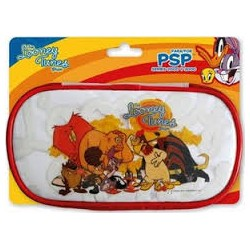 Funda PSP Looney Tunes, compatible PSP 2000 y 3000