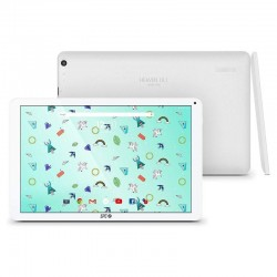 "TABLET SPC HEAVEN 10.1 BLANCO - QC A53 1.3GHZ - 2GB DDR3 - 16GB - 10.1"" - Android 7"