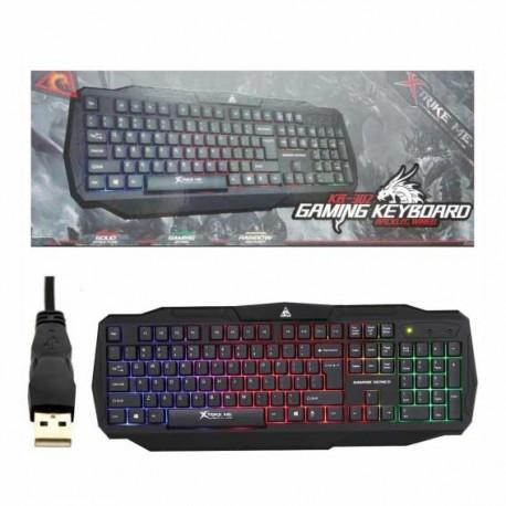 Teclado Gaming XTRIKE ME KB-302