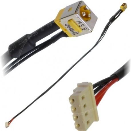 Conector DCJack Power Acer Aspire 5920/6530/6930