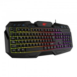 Teclado Gaming HAVIT Retroiluminado HV-KB406L