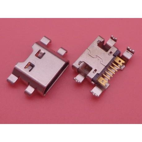 Conector MicroUSB LG K10 K420 K428 G3 Mini G3S D722 D722V D724