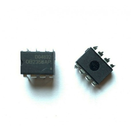 Circuito Integrado OB2358AP DIP-8 Power PWM Controller IC