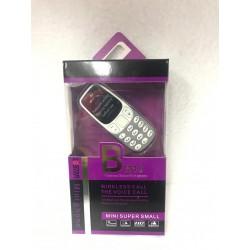 Mini teléfono móvil  BM10