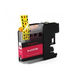 LC-223M CARTUCHO GENERICO BROTHER MAGENTA (10ML) CHIP ACTUALIZADO