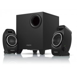 Altavoces 2.1 CREATIVE Labs A250 Universal, 75 Db, 2 W, 5 W, 72 x 147 x 79 mm