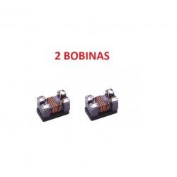 2X BOBINA / FILTRO Fusible HDMI PS4 (PS4 hdmi coil fuse)