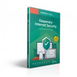 Antivirus kaspersky internet security 2019 Licencia 1 año / 1 Dispositivo- no cd - protección eficaz - para pc/mac/moviles