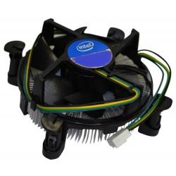 Ventilador de CPU Original Intel con disipador de Aluminio LGA1151/1150/1155/1156