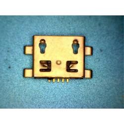 Conector Micro USB Jack para Tablet, Móvil y Smartphone