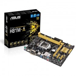 Placa Base Asus H81M-A Socket 1150