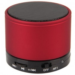 Altavoz Bluetooth Reproductor MP3 desde USB y MicroSD
