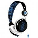 Auricular B-Move Estéreo Soundwave + Micro, Jack 3,5mm