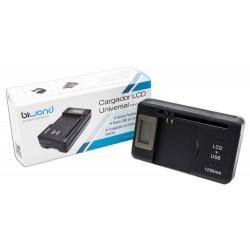 Cargador Baterias LCD Universal